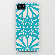 iPhone Samsung Phone Case Papel Picado Fiesta