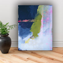Abstract Acrylic Painting Original