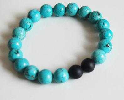 Men S Bracelets Jewelry Turquoise Bea