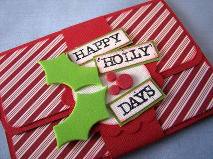 Handmade Gift Card Holder Gift Card Holder Paper Gift Card Hol