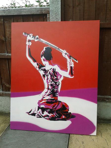 Pin by Craig Hunter on Funky stuff | Female samurai