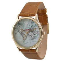 World Map Watch (Eastern Telegraph)