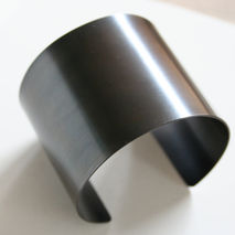 "2"" Black Copper Cuff"