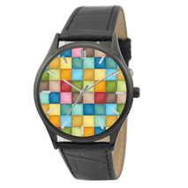 Colorful Graphic Watch