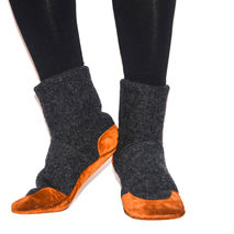 Lambswool Slipper Socks