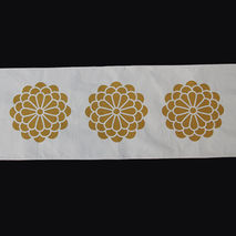 Table Runner - Yellow Flower