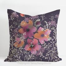 Evening Light Pillow Cover