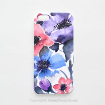 Mountain Flowers Smartphone Case