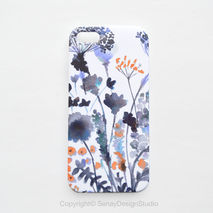 Foggy Meadow Smartphone Case