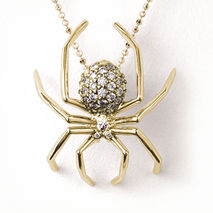 Medium Spider Pendant