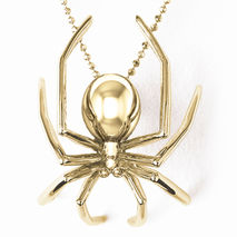 Large Spider Pendant