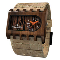 Ferro Watch (Cork Pui / Ebony)