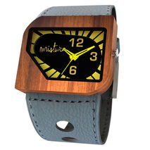 Avanti Watch (Grey Pui / Yellow Neon)
