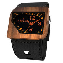 Avanti Watch (Black Pui / Neon Orange)