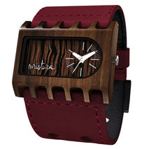 Ferro Watch (Red Pui / Ebony)