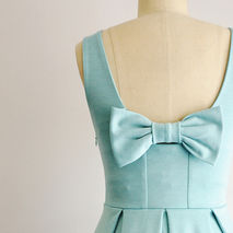January Dress | Seafoam