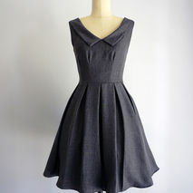 Sunday Dress | Charcoal
