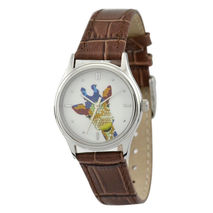 Ladies Giraffe Watch Colorful