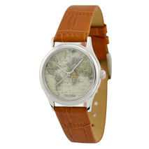 Ladies Map Watch (World 2) - Women Watches - Free shipping
