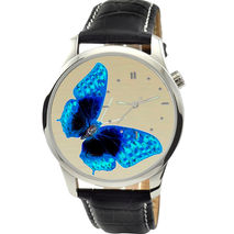 Butterfly Watch (Blue)