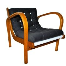 1940's functionalist armchair