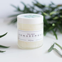 Tea Tree Sugar Scrub