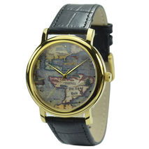 Map Watch (novus orbis america map) - Free shipping