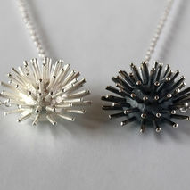 Fireworks pendant small no gemstones
