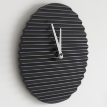 WaveCLOCK Black / White