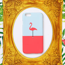 iPhone case - Flamingo , non-glossy C09