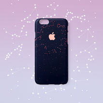 iPhone case - Asterism, non-glossy D13