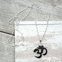 YOGA AUM NECKLACE