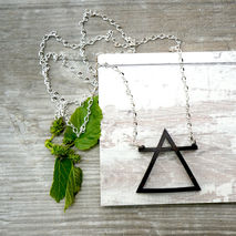 TRI AIR ELEMENT NECKLACE