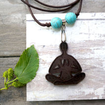 BUDDHA YOGA NECKLACE