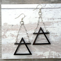TRI AIR ELEMENT EARRINGS