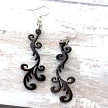 VINES CHANDELIER BOHO EARRINGS