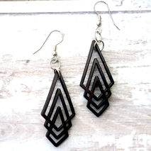 VIKING CHANDELIER EARRINGS