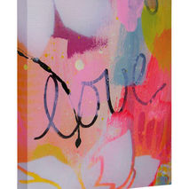 Spring Love Canvas Print