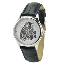 ZEBRA WATCH - UNISEX - FREE SHIPPING WORLDWIDE